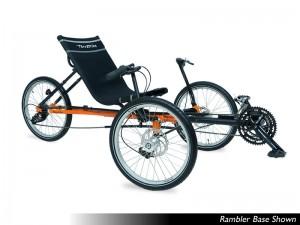 Terra Trike - Rambler Platform