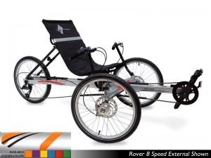Terra Trike - Rover Platform